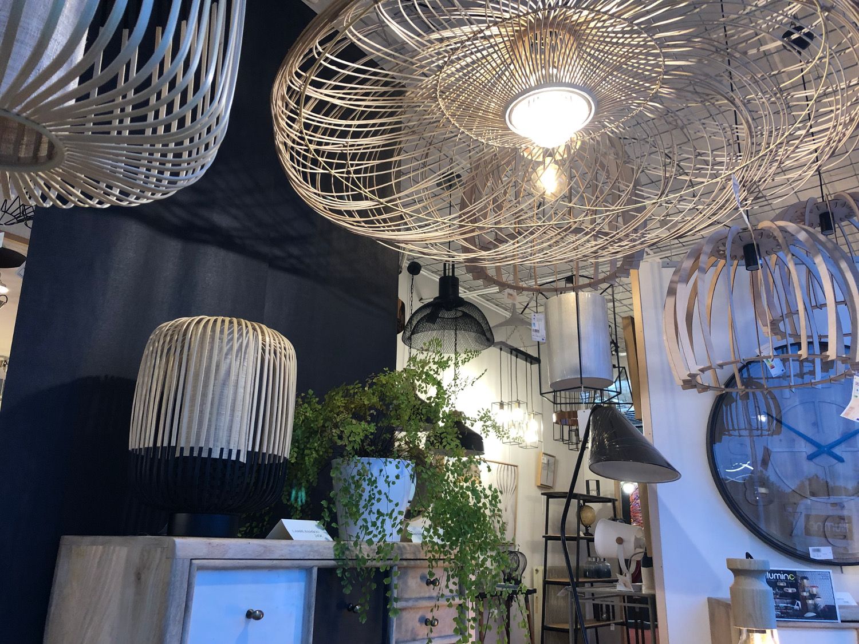 Lampes intérieur magasin Illumine Pontivy