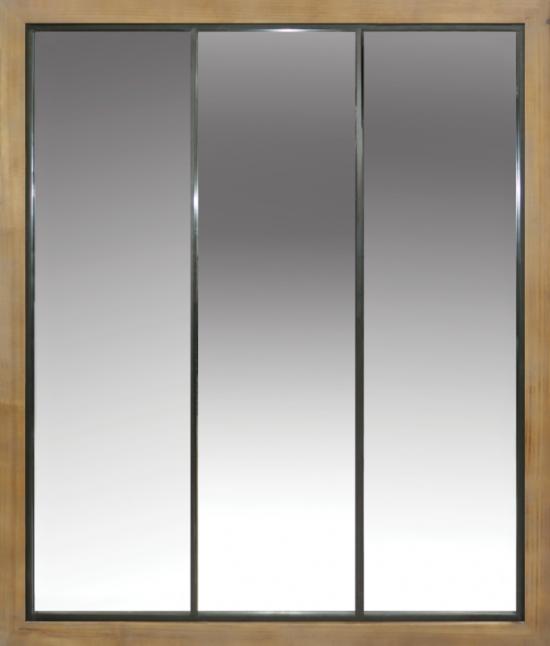 Miroir 3 pans Cadraven